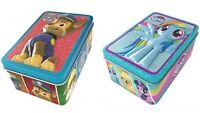 Paw Patrol - My Little Pony 3D Jigsaw Puzzles w. Tin & Storybook Gift Party bag