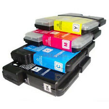 8x INK Cartridges LC67 BK/C/M/Y LC38 for BROTHER PRINTER DCP-585CW DCP-6690CW