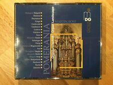 Orgellandschaft ? Pomerania. M. Rost (O). 3 CDs, DG GOLD