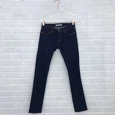 622fcd4d453d J Brand Womens Size 25 Pencil Leg Skinny Jeans in 912 Ink Dark Wash EUC  Stretch