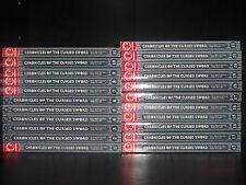 CHRONICLES OF THE CURSED SWORD Vol.1-22 Books Manga Graphic Novel Comic Lot