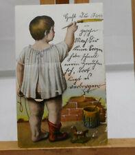 """Postkarte KK AK Leporello """"Fürth in Bayern - Fürther Kirchweih"""" ~ 1920/30 Jahre"""