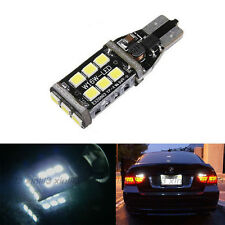 Super Bright Canbus Error 15SMD CREE 3535 T15 W16W LED Car Reverse Backup Light