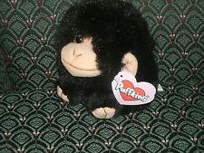 PUFFKINS * MILO * theBlack Monkey * DOB: 8/4/97 * NEW *RARE* Swibco MWT