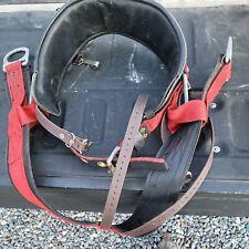 Buckingham 13712-M tree climbing belt harness. Size Medium.