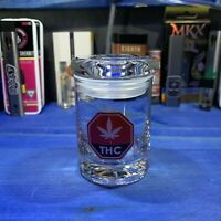 THC Jar Apothecary Prescription Weed Smell Proof