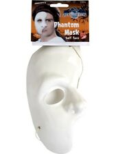 Halloween Phantom Half Face PVC Mask