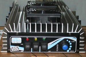 RM KL-505V AMPLIFICATORE LINEARE HF 300W - 12V CON VENTOLE
