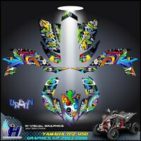 Yamaha YFZ 450 graphics kit 2003 2004 2005 2006 2007 2008 stickers decals atv