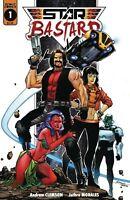 Star Bastard 1 Andrew Clemson Jethro Morales Scout Comics 1st New NM