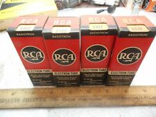 NOS 14J7 TUBES - QTY OF 4 TUBES - ALL NEW OLD STOCK IN ORIGINAL BOXES