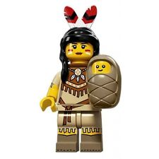 Lego 71011 Minifigures Series 15 Tribal Woman