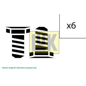 Schraubensatz für Schwungrad Schwungscheibe NEU LuK (411 0239 10)