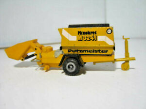 CONRAD PUTZMEISTER MIXOKRET M3241 1:35 #5405 DIE CAST TOY Construction Germany