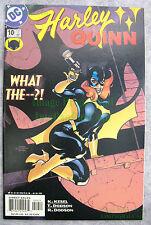 Harley Quinn #10 1st Solo Series Excellent Big Pics! Suicide Squad Movie Batgirl
