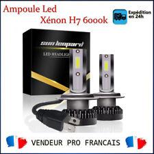 2x Ampoule H7 LED 6000K Xénon Blanc Voiture Feux Phare Lampe - SKODA