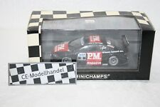 OPEL ASTRA V8 Coupé DTM #3 Y ALZEN Team HOLZER 2000 MINICHAMPS 1:43