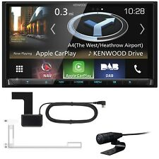KENWOOD DNX-8180DABS Naviceiver Android Auto CarPlay Digitalradio inkl Antenne