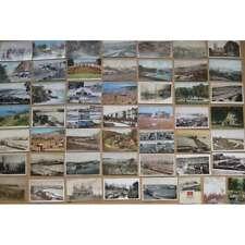 More details for weston super mare somerset, job lot of 50x old postcards c1900-50s
