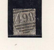 Gran Bretaña Valor nº 52 plancha 14 del año 1873 (CS-525)