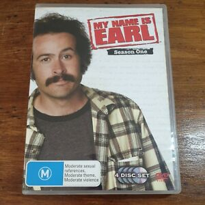My Name is Earl the Complete First Season 1 DVD R4 Like New! FREE POST