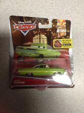 Disney Cars Artist Ramone #95 Returns Green Yellow Mattel