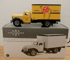CampbelI Express KB-8 Dry Goods Van W/ Chain Gate 1st Gear 1/34 111219DBT3