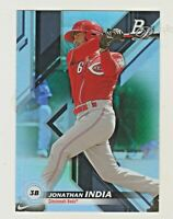 2019 Bowman Platinum TOP PROSPECTS #TOP-7 JONATHAN INDIA RC Rookie QTY AVAILABLE