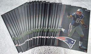 "Rob Gronkowski New England Patriots 7 Fathead NFL 7"" Decal Arizona Wildcats"