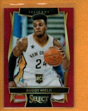 Buddy Hield 2016-17 Panini Select Concourse Rookie Red Prizms Rc #1 /175