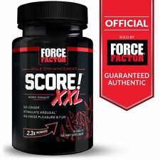 SCORE! XXL Libido Booster and Male Enhancement Pills for Men w/ L-Citrulline
