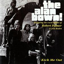 THE ALAN BOWN! : KICK ME OUT / CD - TOP-ZUSTAND
