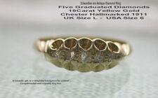 18 Carat Ring Art Nouveau Fine Jewellery