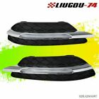 2X LED DRL Fog Light Lamp Cover Fit For Mercedes Benz C-Class W204 C300 11-13 US