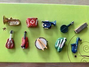 feves series complètes Instruments De Musique 679a