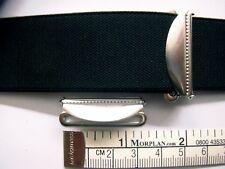 Suspender, Garter, Lever Adjusters 1.25 inch,30mm, Four