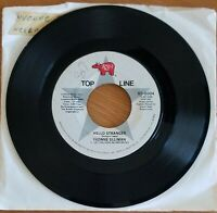 "Yvonne Elliman....""Hello Stranger & Love Me"" 45 RPM 7"" Vinyl Record"
