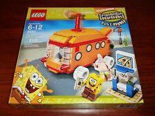 Lego Spongebob 3830 Bikini Bottom Express Bus Driver Patrick & I'm Ready Figure