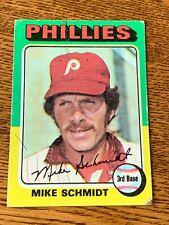 1975 Topps #70 Mike Schmidt