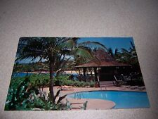 1970s POOL-VIEW NAPILI SHORES RESORT CONDOS LAHAINA MAUI HAWAII VTG POSTCARD