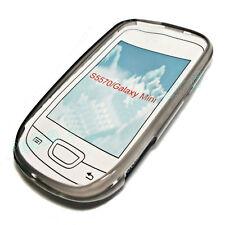 TPU Silicone Cellulare Cover Case Protezione in Smoke per Samsung s5570 Galaxy MINI