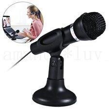 Microphone Mic for Laptop PC Computer MSN Skype Desktop Web Chat Gaming Online
