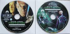 STAR TREK NEMESIS 2-DISC DVD ONLY NO CASE SPECIAL COLLECTOR'S EDITION MOVIE 2002