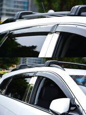 For Cadillac SRX 2010-2016 Window Visor Deflectors Sun Guard Rain Vent Shield