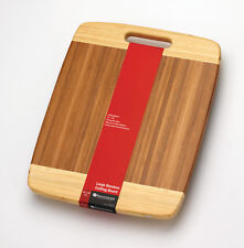 Grunwerg Commichef 35cm X 25cm Bamboo Wooden Chopping Cutting Serving Board