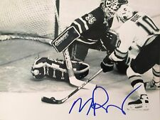 MIKE RICHTER NEW YORK RANGERS 1994 STANLEY CUP CHAMPION SIGNED 8X10 PHOTO