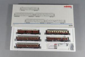 H 81389 Rarität! Märklin Zugpackung 42754