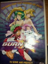 Burn Up Excess - Vol. 1: To Serve and Protect (DVD, 2002)
