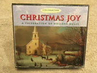 Christmas Joy: A Celebration of Holiday Music 3-Discs CD 99 Playgraded
