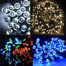 Christmas Fairy Lights LED Battery Operated Timer Indoor Outdoor Fest. Xmas Tree